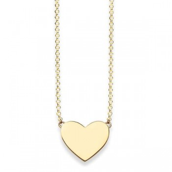 Thomas Sabo necklace heart Women Necklaces KE1395-413-12