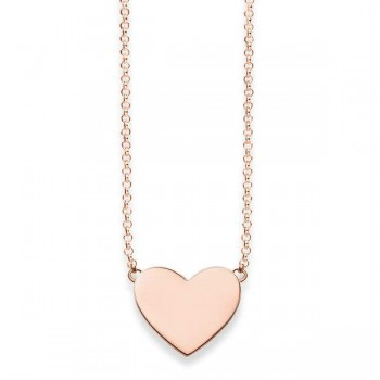 Thomas Sabo necklace heart Women Necklaces KE1395-415-12