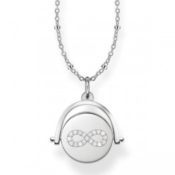 Thomas Sabo necklace infinity Women Necklaces D_LBKE0001-725-14