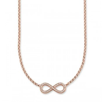 Thomas Sabo necklace infinity Women Necklaces KE1312-416-14