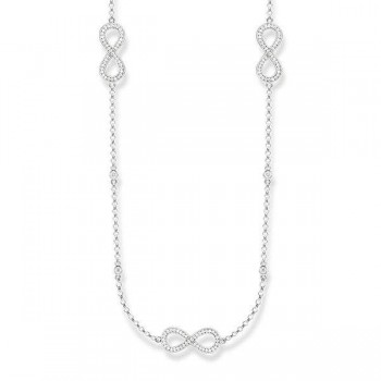 Thomas Sabo necklace infinity Women Necklaces KE1406-051-14
