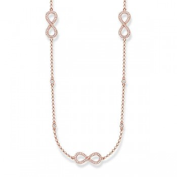 Thomas Sabo necklace infinity Women Necklaces KE1406-416-14