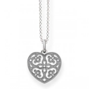 Thomas Sabo necklace ornament heart Women Necklaces KE1557-051-14