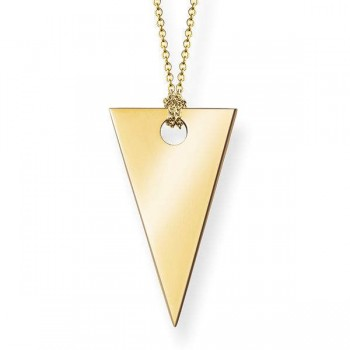 Thomas Sabo necklace triangle Women Necklaces KE1541-413-12