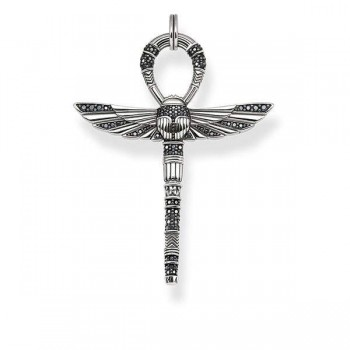 Thomas Sabo pendant cross of life ankh with scarab Women Pendants PE741-643-11