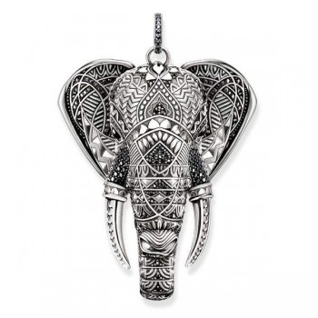 Thomas Sabo pendant elephant Women Pendants PE738-641-11