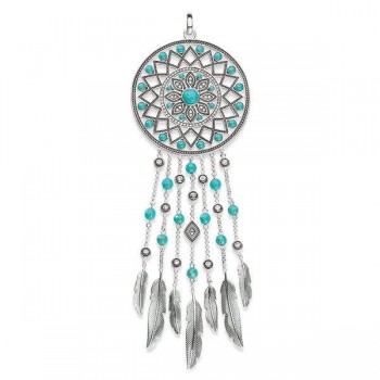 Thomas Sabo pendant ethno dreamcatcher Women Pendants PE712-646-17