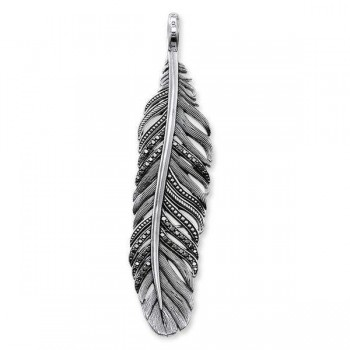 Thomas Sabo pendant feather Women Pendants PE703-643-11