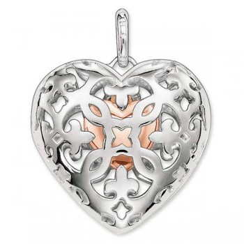 Thomas Sabo pendant heart medallion Women Pendants PE639-415-12