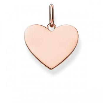 Thomas Sabo pendant heart Women Pendants LBPE0002-415-12