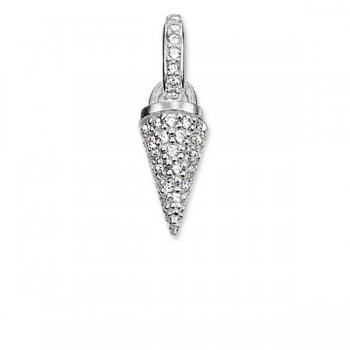 Thomas Sabo pendant Kathmandu spike pavé Women Pendants KC0004-051-14