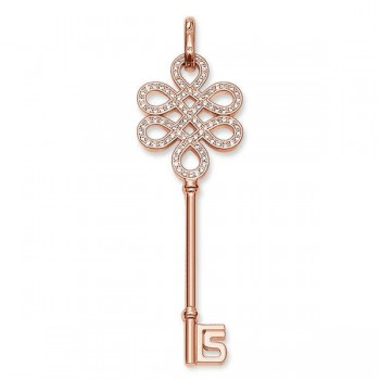 Thomas Sabo pendant Love Knot key Women Pendants PE628-416-14