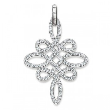 Thomas Sabo pendant Love Knot medium Women Pendants PE625-051-14