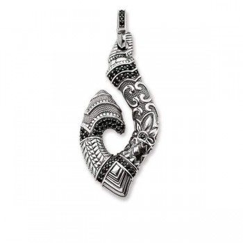 Thomas Sabo pendant Maori hook Women Pendants PE721-643-11