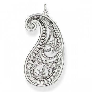 Thomas Sabo pendant paisley design Women Pendants PE730-643-14