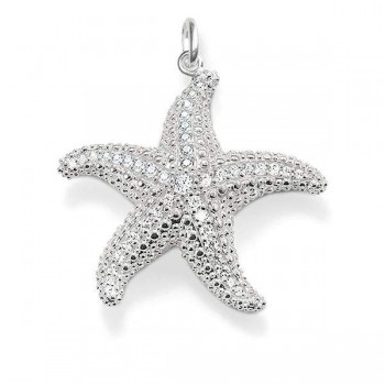 Thomas Sabo pendant starfish pavé Women Pendants PE717-051-14