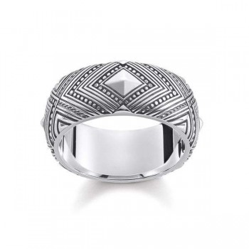 Thomas Sabo ring Africa ornaments Women Rings TR2127-637-21