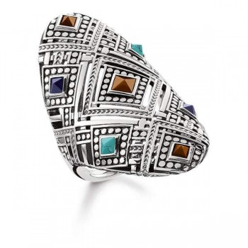 Thomas Sabo ring Africa ornaments Women Rings TR2128-361-7