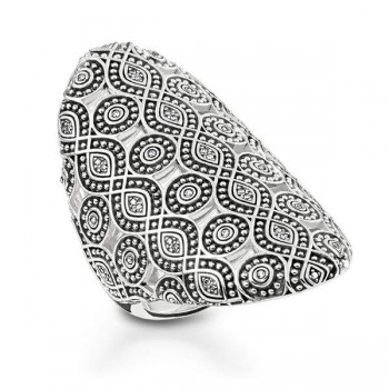 Thomas Sabo ring ethno ornamentation Women Rings TR2093-643-14