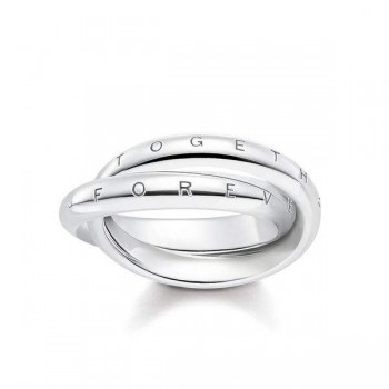 Thomas Sabo ring FOREVER TOGETHER Women Rings TR2129-001-21