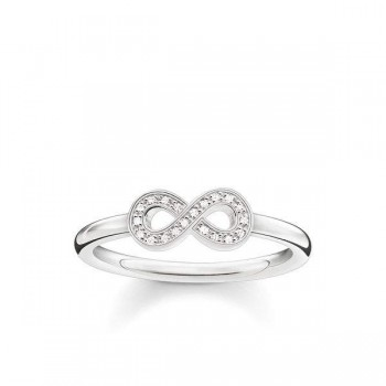 Thomas Sabo ring infinity Women Rings D_TR0001-725-14