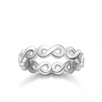 Thomas Sabo ring infinity Women Rings TR2124-001-12