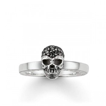 Thomas Sabo ring skull pavé Women Rings TR1877-051-11