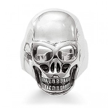 Thomas Sabo ring skull Women Rings TR1704-001-12