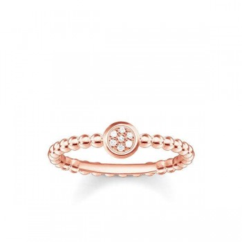 Thomas Sabo ring Sparkling Circles Women Rings D_TR0004-923-14