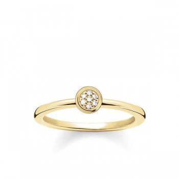 Thomas Sabo ring Sparkling Circles Women Rings D_TR0015-924-14