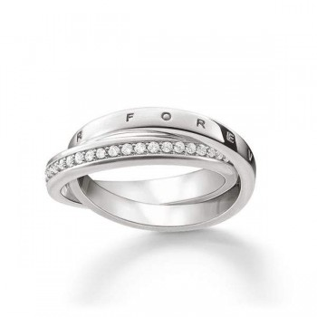 Thomas Sabo ring TOGETHER FOREVER Women Rings TR2099-051-14