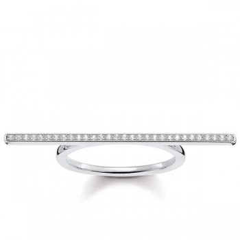 Thomas Sabo ring Women Rings D_TR0027-725-14