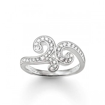 Thomas Sabo ring Women Rings TR1953-051-14