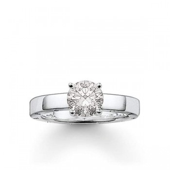 Thomas Sabo solitaire ring Women Rings TR1886-051-14