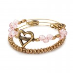 Alex And Ani Heartfelt Bracelet Set Jewelry Sets|Alex And Ani UK | thomassabobraceletuk.com