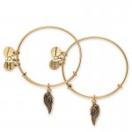 Alex And Ani Wings Set of 2 Charm Bracelets Jewelry Sets,Jewelry Sets