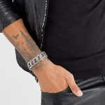 Thomas Sabo bracelet rivet look Men Bracelets A1340-637-12