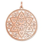 Thomas Sabo pendant pink ornament Women Pendants PE561-417-9